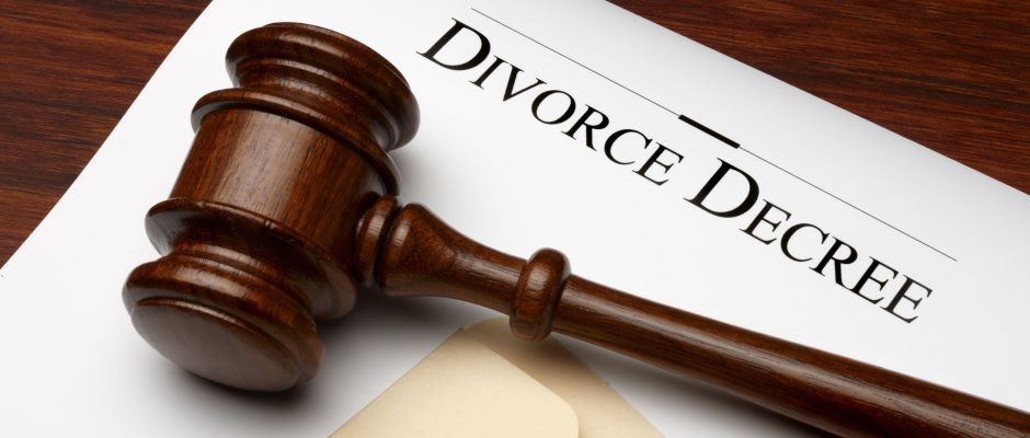 NEED HELP WITH A DIVORCE?